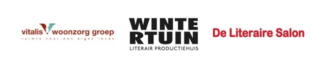 schrijver in huis door Wintertuin Literaire salon Vitalis